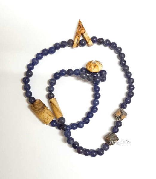 Blauquarz Jaspis